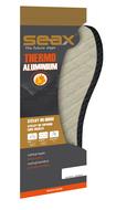SEAX vložky do topánok Thermo Aluminium