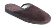 Manžestrové papuče dámske 6-20081