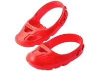 BIG Chrániče na detskú obuv červené