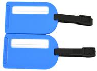 BZ 4066 štítok na kufor blue