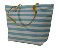 BZ 4809 plážová taška light blue