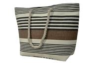 BZ 4898 plážová taška brown-black