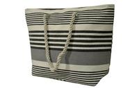 BZ 4898 plážová taška grey-black