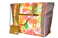 BZ 4473 plážová taška brown