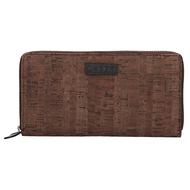 Dámska peňaženka LAGEN 50176 BRN