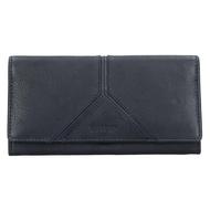 Dámska peňaženka LAGEN kožená 51454 NAVY