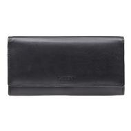 Dámska peňaženka LAGEN kožená TR-2114 BLK