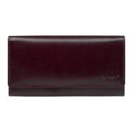Dámska peňaženka LAGEN kožená V-102/B RED