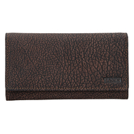 Dámska peňaženka LAGEN kožená V-13/W BRN