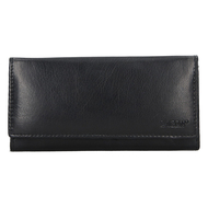 Dámska peňaženka LAGEN kožená V-25 BLK