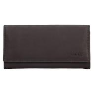 Dámska peňaženka LAGEN kožená V-25/E BRN