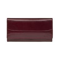 Dámska peňaženka LAGEN kožená W-2025/B RED