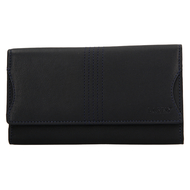 Dámska peňaženka LAGEN kožená BLC/4735 NAVY