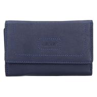 Dámska peňaženka LAGEN kožená BLC/4386 NAVY