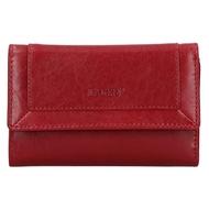 Dámska peňaženka LAGEN kožená BLC/4390 RED/RED