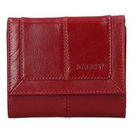 Dámska peňaženka LAGEN kožená BLC/4391 RED/RED