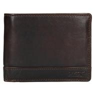 Pánska peňaženka LAGEN kožená 1996/T D.BRN