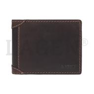 Pánska peňaženka LAGEN kožená 511461 BRN