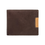 Pánska peňaženka LAGEN kožená 615196 BRN/TAN