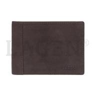 Pánska peňaženka LAGEN kožená 7176 E BRN