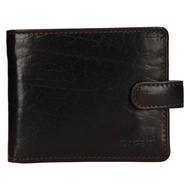Pánska peňaženka LAGEN kožená E-1036/T D.BRN