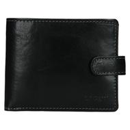 Pánska peňaženka LAGEN kožená E-1036/T BLK