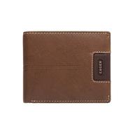 Pánska peňaženka LAGEN kožená LG-1134 BRN
