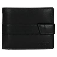 Pánska peňaženka LAGEN kožená V-03 BLK