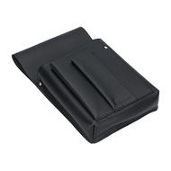 Púzdro na čašnícku peňaženku LAGEN kožené 5167 BLK