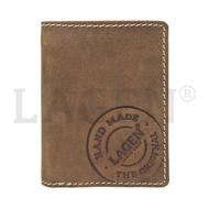 Pánska peňaženka LAGEN kožená 5096 BRN