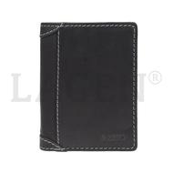 Pánska peňaženka LAGEN kožená 51146 BLK
