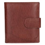 Pánska peňaženka LAGEN kožená V-84 BRN