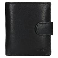 Pánska peňaženka LAGEN kožená BLC/4738 BLK