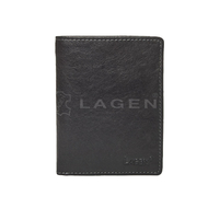 Pánska peňaženka LAGEN kožená 2001/T BLK