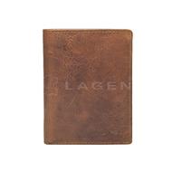 Pánska peňaženka LAGEN kožená 2001/V BRN