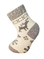 Art. 18 Detské zimné termo ponožky Sob Knebl Hosiery
