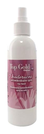 TG Dezodoračný antimikrobiálny sprej na ruky 150 g