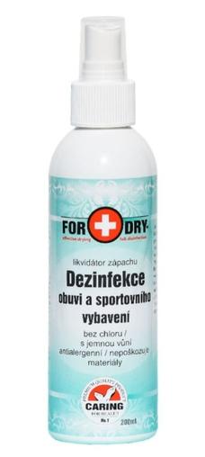 Likvidátor zápachu FOR-DRY 200 ml