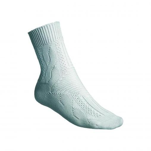 Ponožky Gultio zimné - art. 05 biele stredné