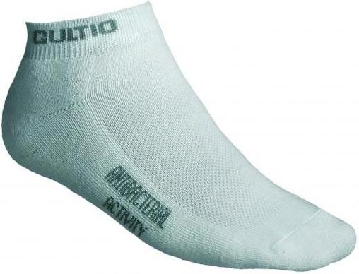 Ponožky Gultio art. 11 - polofroté znížené biele